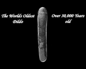 Worlds Oldest Dildo
